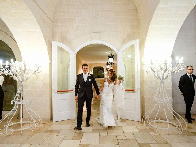 Il matrimonio di Nicola e Elisabetta a Bari, Bari 82