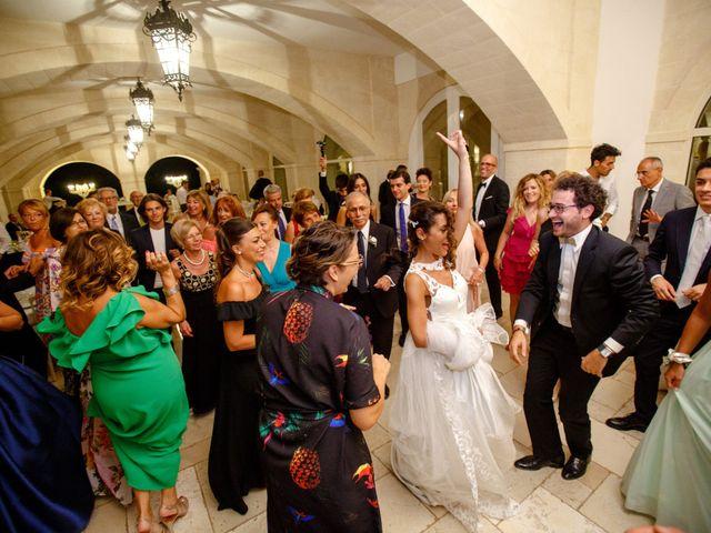 Il matrimonio di Nicola e Elisabetta a Bari, Bari 92