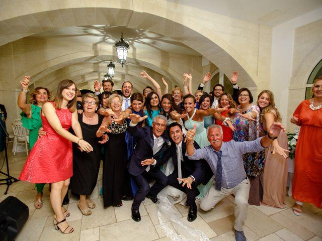 Il matrimonio di Nicola e Elisabetta a Bari, Bari 94