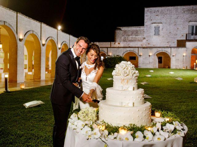 Il matrimonio di Nicola e Elisabetta a Bari, Bari 107