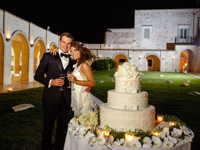 Il matrimonio di Nicola e Elisabetta a Bari, Bari 109