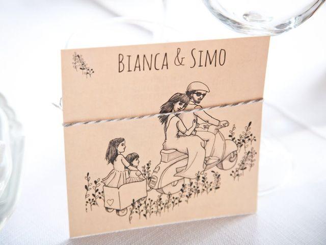 Il matrimonio di Simone e Bianca a Longare, Vicenza 6