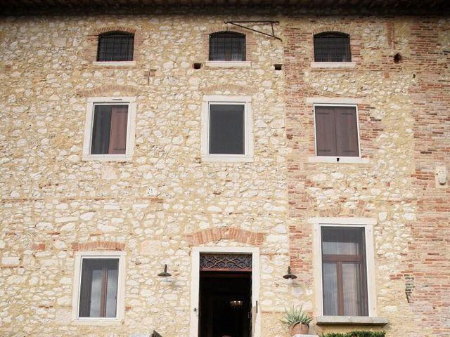 Il matrimonio di Simone e Bianca a Longare, Vicenza 16