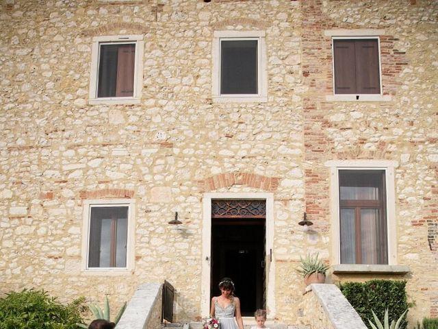 Il matrimonio di Simone e Bianca a Longare, Vicenza 19