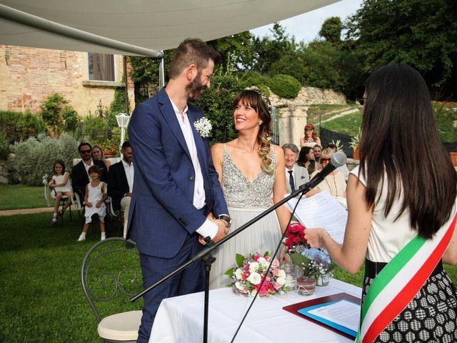 Il matrimonio di Simone e Bianca a Longare, Vicenza 23