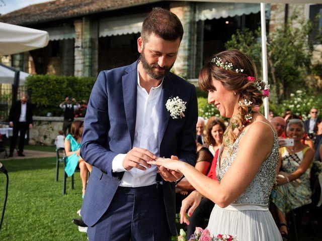 Il matrimonio di Simone e Bianca a Longare, Vicenza 25
