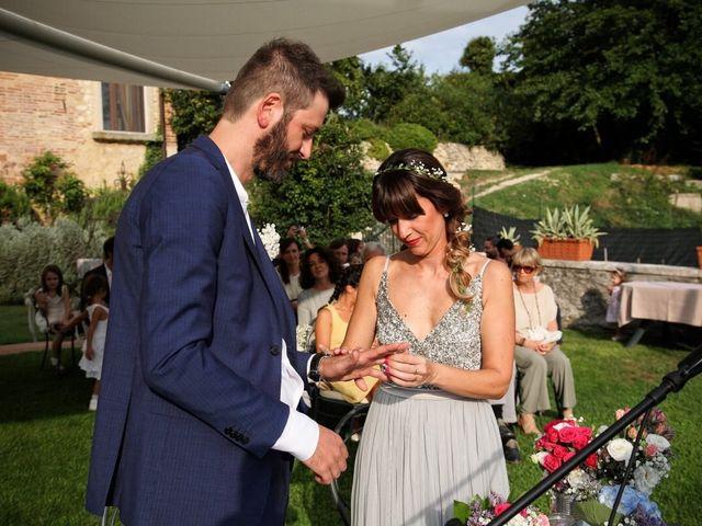 Il matrimonio di Simone e Bianca a Longare, Vicenza 26