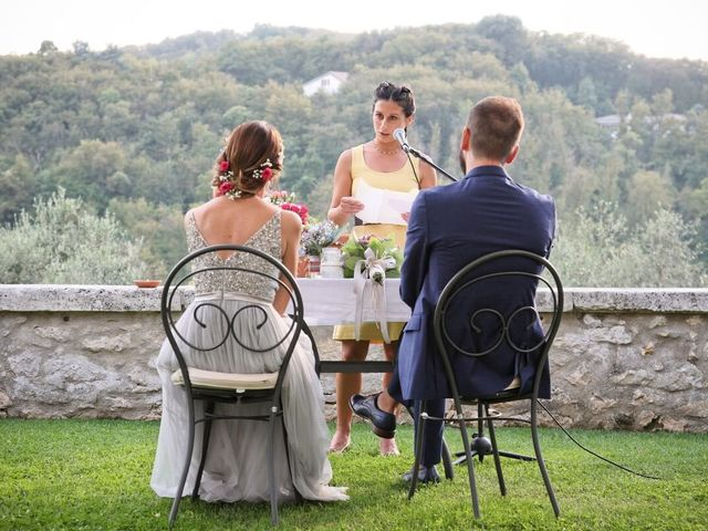Il matrimonio di Simone e Bianca a Longare, Vicenza 28