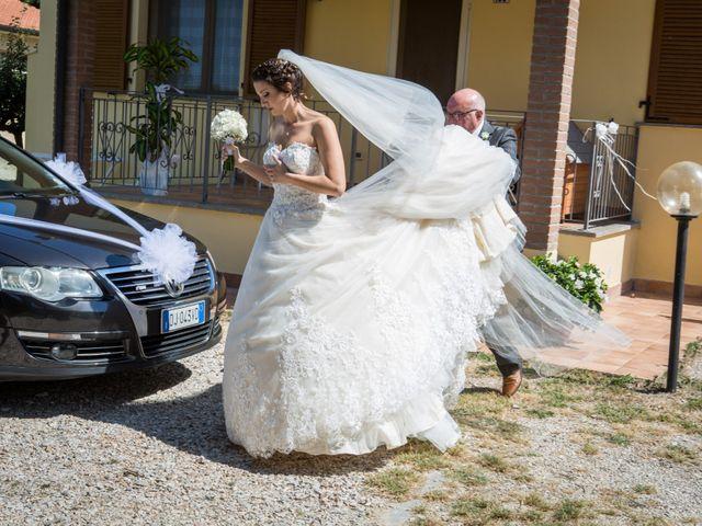 Il matrimonio di Massimiliano e Eleonora a Massa Marittima, Grosseto 38