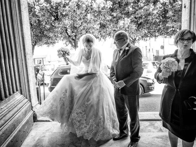 Il matrimonio di Massimiliano e Eleonora a Massa Marittima, Grosseto 48
