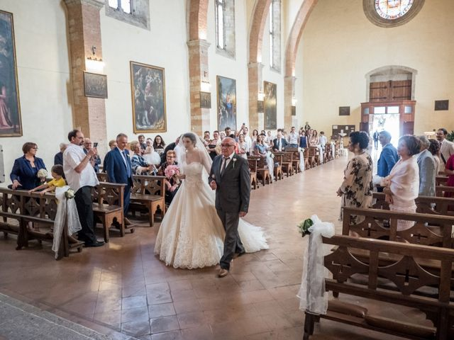 Il matrimonio di Massimiliano e Eleonora a Massa Marittima, Grosseto 52