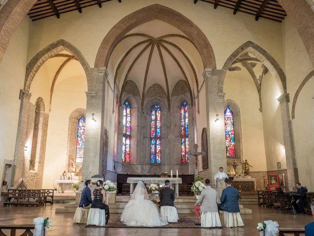 Il matrimonio di Massimiliano e Eleonora a Massa Marittima, Grosseto 58