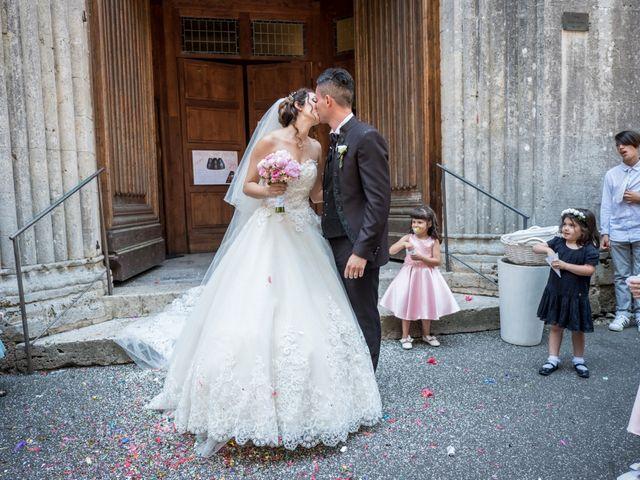 Il matrimonio di Massimiliano e Eleonora a Massa Marittima, Grosseto 69