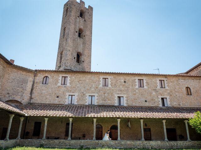 Il matrimonio di Massimiliano e Eleonora a Massa Marittima, Grosseto 77