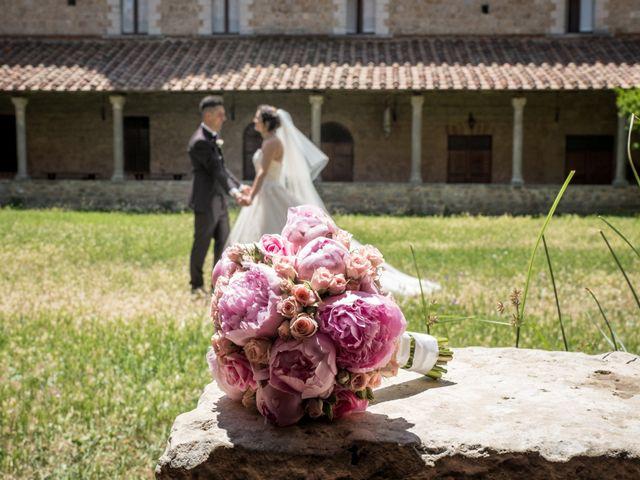 Il matrimonio di Massimiliano e Eleonora a Massa Marittima, Grosseto 79