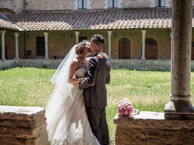 Il matrimonio di Massimiliano e Eleonora a Massa Marittima, Grosseto 80