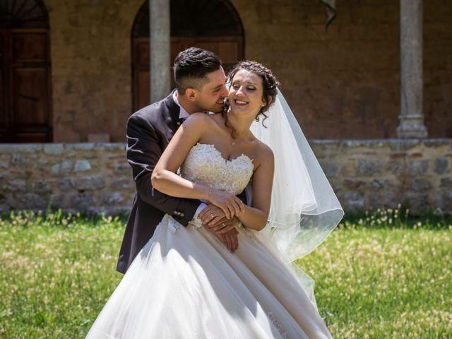 Il matrimonio di Massimiliano e Eleonora a Massa Marittima, Grosseto 81