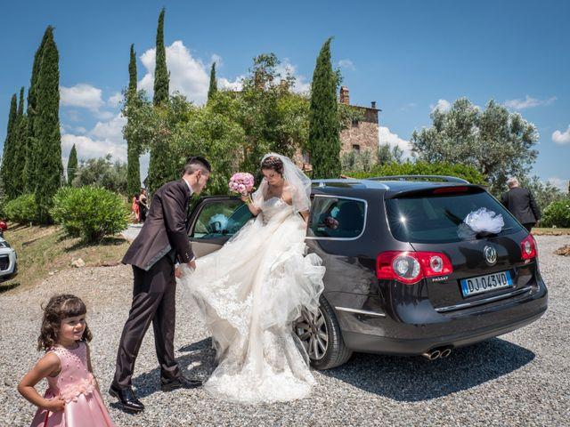 Il matrimonio di Massimiliano e Eleonora a Massa Marittima, Grosseto 84