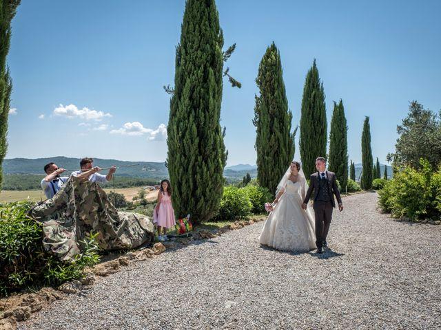 Il matrimonio di Massimiliano e Eleonora a Massa Marittima, Grosseto 85