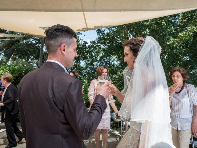 Il matrimonio di Massimiliano e Eleonora a Massa Marittima, Grosseto 89