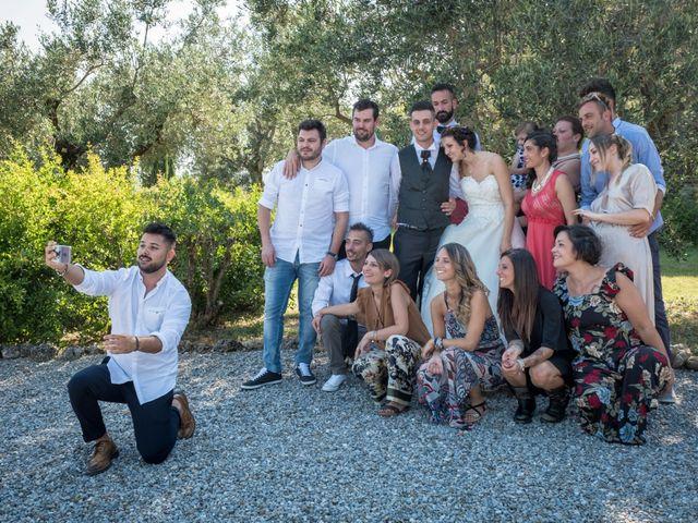 Il matrimonio di Massimiliano e Eleonora a Massa Marittima, Grosseto 93