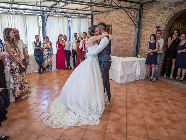 Il matrimonio di Massimiliano e Eleonora a Massa Marittima, Grosseto 96