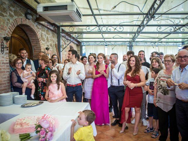Il matrimonio di Massimiliano e Eleonora a Massa Marittima, Grosseto 105