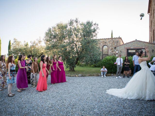 Il matrimonio di Massimiliano e Eleonora a Massa Marittima, Grosseto 108