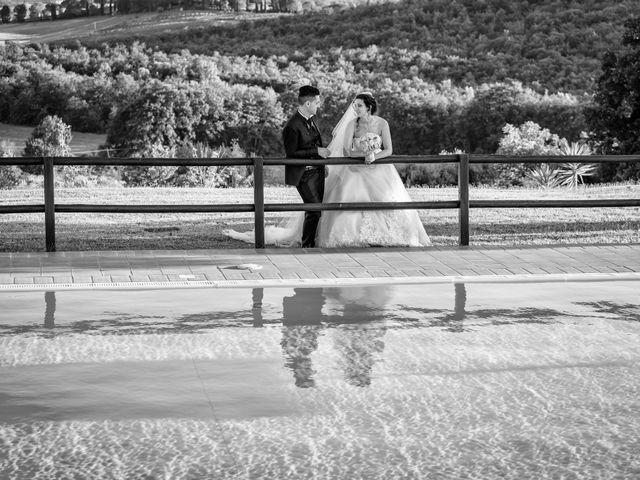 Il matrimonio di Massimiliano e Eleonora a Massa Marittima, Grosseto 115