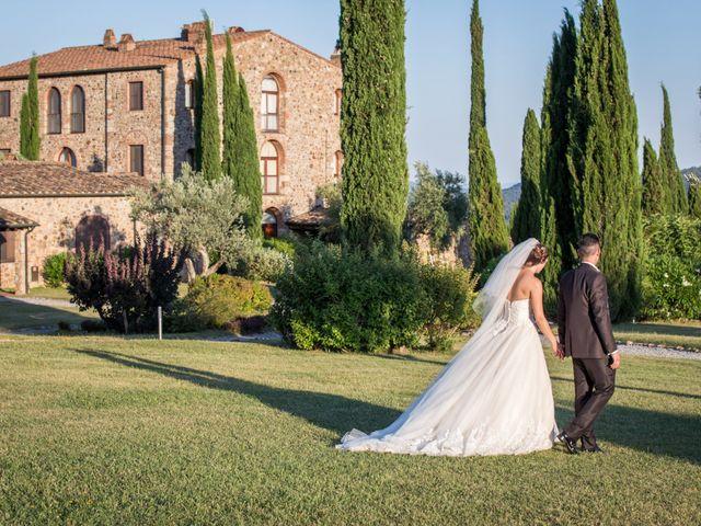 Il matrimonio di Massimiliano e Eleonora a Massa Marittima, Grosseto 118