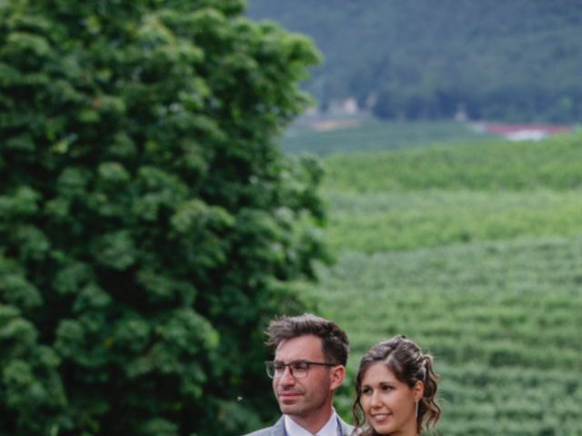 Il matrimonio di Manuel e Debora a Mezzolombardo, Trento 5