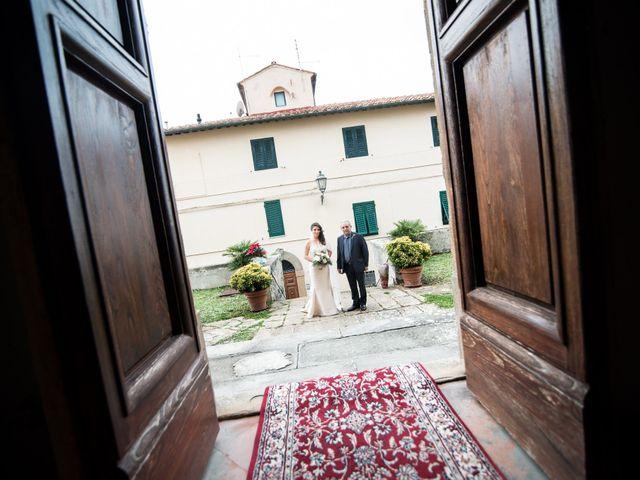 Il matrimonio di Riccardo e Cristina a Ponsacco, Pisa 18