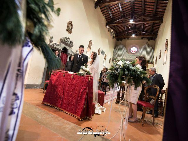 Il matrimonio di Riccardo e Cristina a Ponsacco, Pisa 19