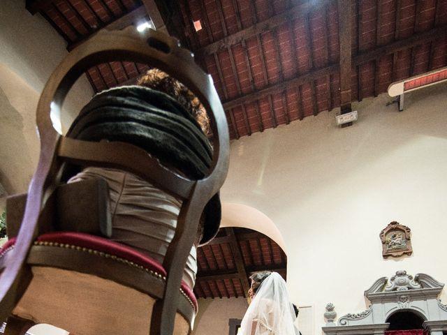 Il matrimonio di Riccardo e Cristina a Ponsacco, Pisa 21