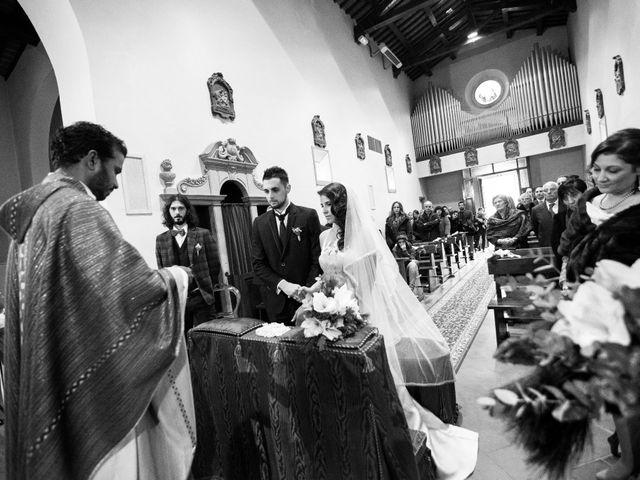Il matrimonio di Riccardo e Cristina a Ponsacco, Pisa 23