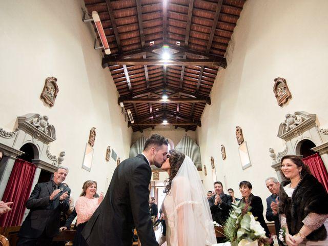 Il matrimonio di Riccardo e Cristina a Ponsacco, Pisa 25