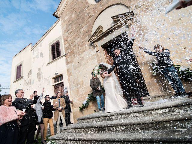 Il matrimonio di Riccardo e Cristina a Ponsacco, Pisa 26