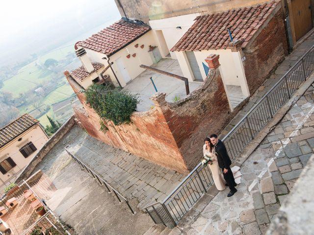 Il matrimonio di Riccardo e Cristina a Ponsacco, Pisa 27