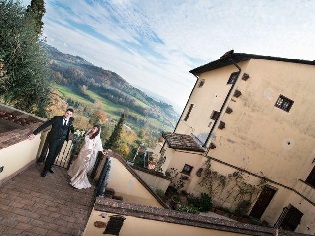 Il matrimonio di Riccardo e Cristina a Ponsacco, Pisa 28