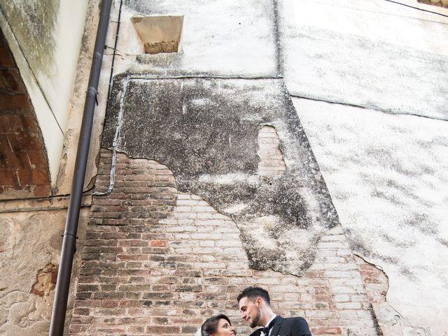 Il matrimonio di Riccardo e Cristina a Ponsacco, Pisa 29