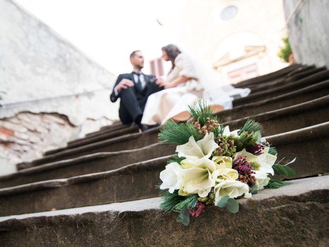Il matrimonio di Riccardo e Cristina a Ponsacco, Pisa 31