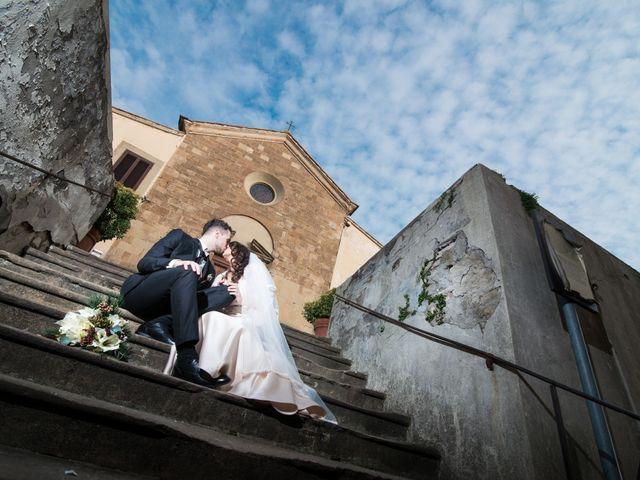 Il matrimonio di Riccardo e Cristina a Ponsacco, Pisa 32