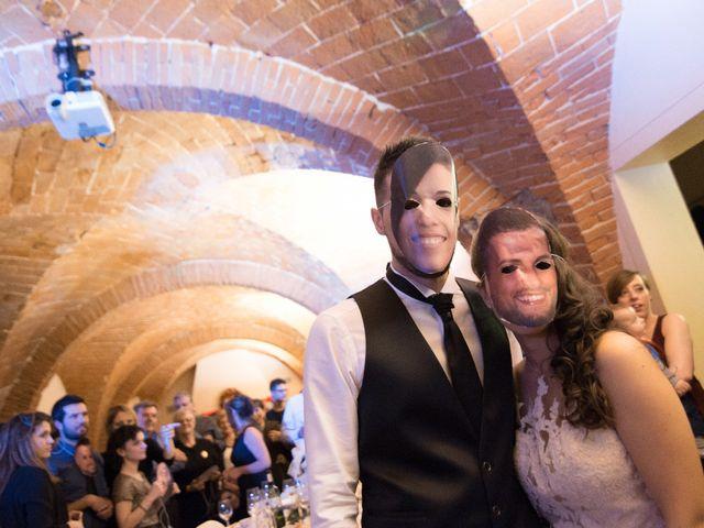 Il matrimonio di Riccardo e Cristina a Ponsacco, Pisa 35