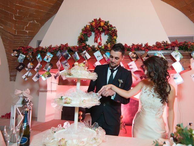 Il matrimonio di Riccardo e Cristina a Ponsacco, Pisa 37