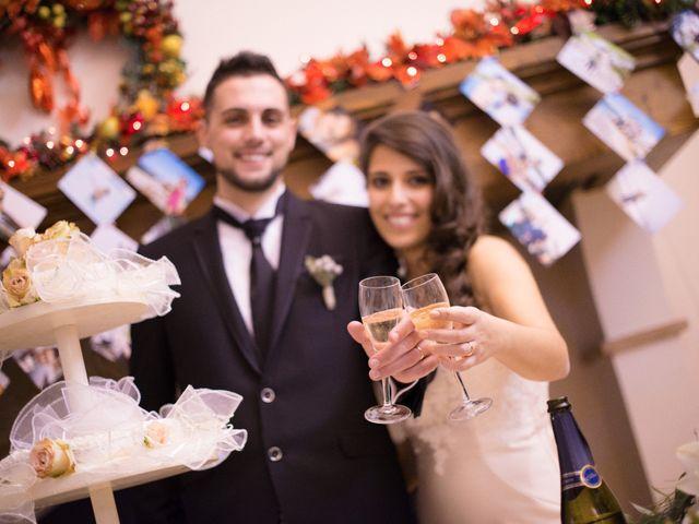 Il matrimonio di Riccardo e Cristina a Ponsacco, Pisa 39