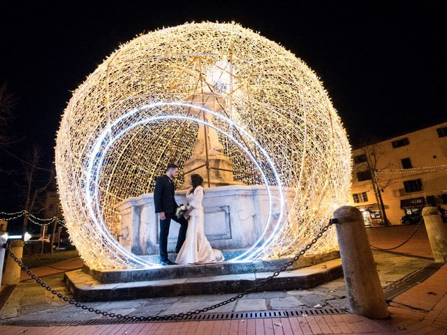 Il matrimonio di Riccardo e Cristina a Ponsacco, Pisa 42
