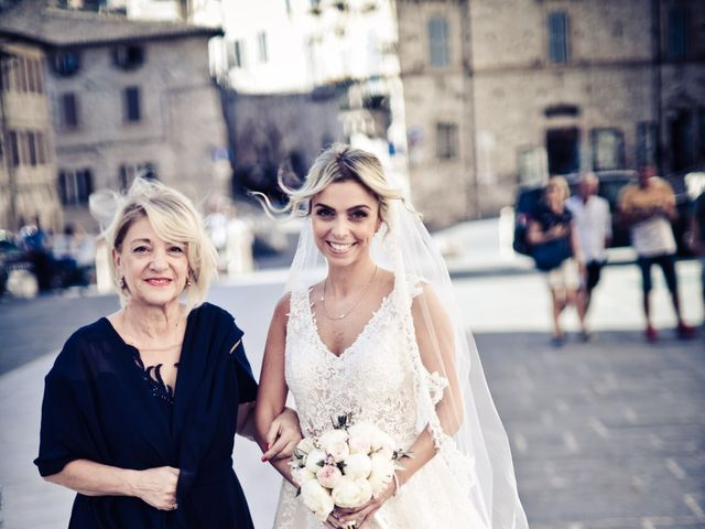Il matrimonio di Flavio e Matilde a Assisi, Perugia 11