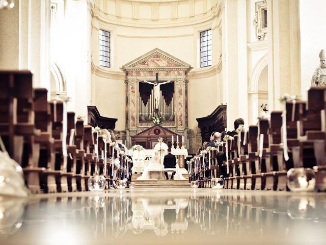 Il matrimonio di Flavio e Matilde a Assisi, Perugia 13