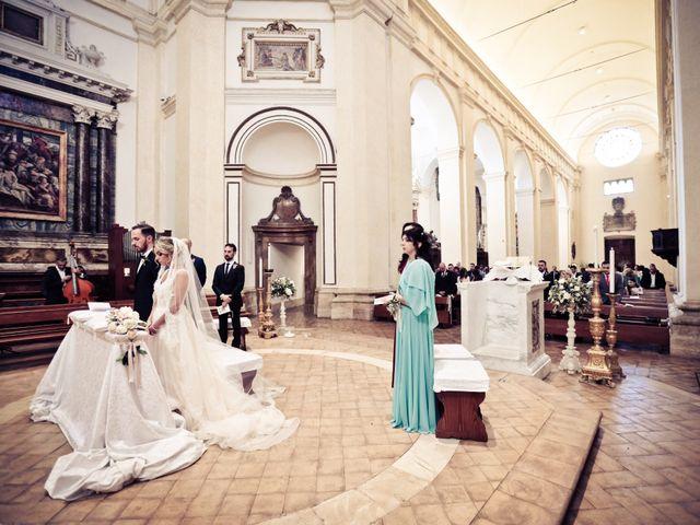 Il matrimonio di Flavio e Matilde a Assisi, Perugia 20
