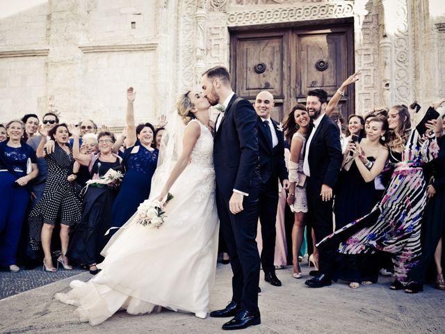 Il matrimonio di Flavio e Matilde a Assisi, Perugia 23